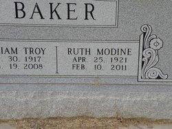 R Modine <i>Hanks</i> Baker
