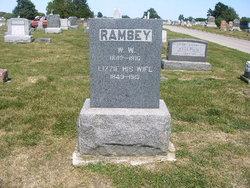 Elizabeth <i>Harris</i> Ramsey