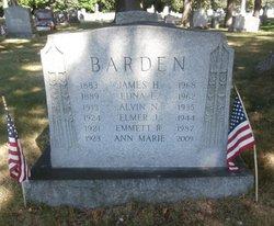 James Henry Barden