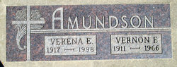Vernon Francis Amundson