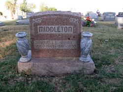 Minnie C <i>Carter</i> Middleton