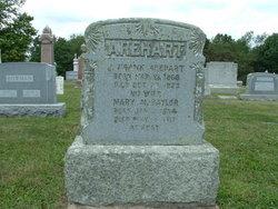 Mary Mildred <i>Baylor</i> Arehart