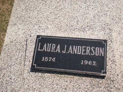 Laura Jean Lollie <i>Warren</i> Anderson