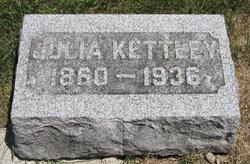 Julia Kettley