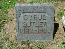 Cyrus Elmer Ty Butler