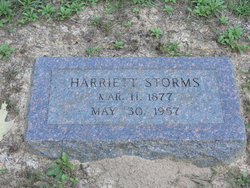 Harriet Storms <i>Dillion</i> Anglin
