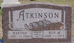 Roy M Atkinson