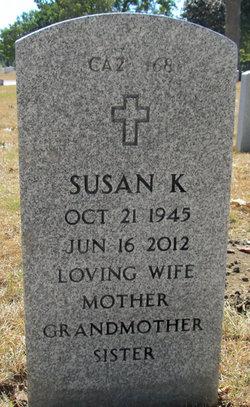 Susan K <i>Roloff</i> Curtiss