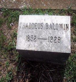 Thomas Thaddeus Baldwin