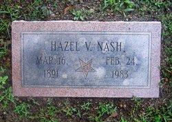 Hazel Vivian <i>Hange</i> Nash