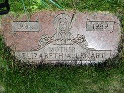 Elizabeth Elsie <i>Waradzyn</i> Lenart