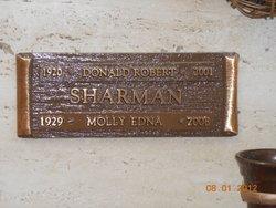 Donald R Sharman