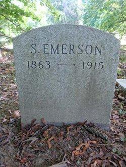Susan <i>Priest</i> Emerson
