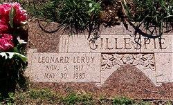 Leonard Leroy Gillespie