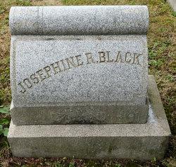 Josephine R. <i>Buchanan</i> Black