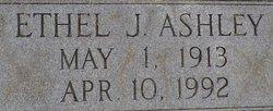 Ethel J Ashley