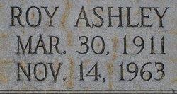 Roy Ashley