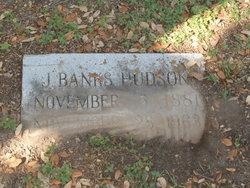 James Banks Hudson