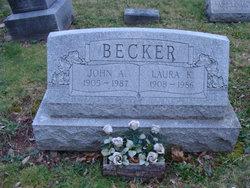 Laura A <i>Keefer</i> Becker