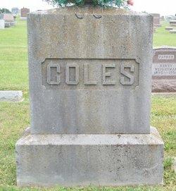 Frank Coles, Jr