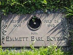 Emmett Earl Popa Boyer