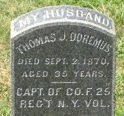 Thomas J. Doremus