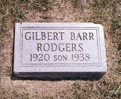 Gilbert Barr Rodgers
