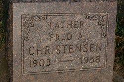 Fred A Christensen