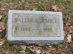 Walter A Trimble