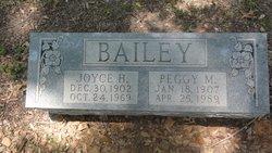 Joyce Hunter Bailey