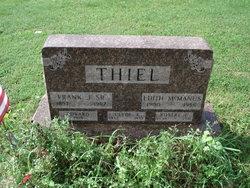 Edith <i>McManus</i> Thiel