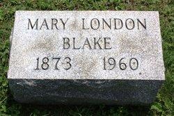 Mary <i>London</i> Blake
