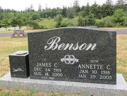Annette C Benson