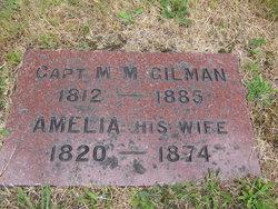 Capt Milton M Gilman