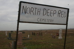 North Deep Red Cemetery