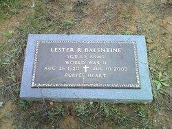 Lester Ray Balentine