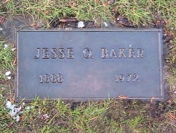 Jesse Ormond Baker