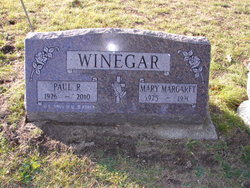 Paul R Winegar