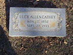Lucy Allen <i>Gresham</i> Cathey