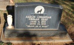 Aaron Christian <i>Phelan</i> Earp