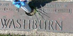 Leatha May <i>Harper</i> Washburn