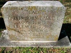 Calvin John Cad Barrett