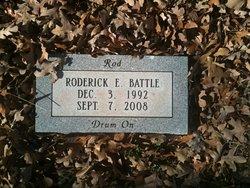 Roderick Eugene Battle