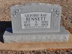 Gilford Ray Bennett