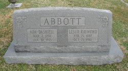 Ada Jane <i>Dashiell</i> Abbott