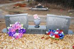 Annie Mae <i>Davis</i> Grissom