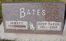 Ruby Pearl <i>Taken</i> Bates