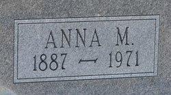 Anna Marie <i>Heckel</i> Ahrens