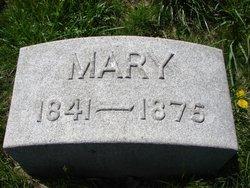 Mary <i>Eveland</i> Hollenback
