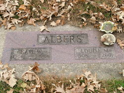 Louise M. Albers